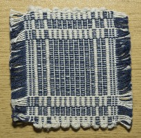 001105DB Coaster, Dark Blue