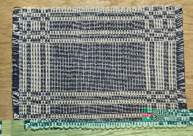 001106DB Placemat, Dark Blue
