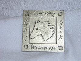0068421 Magnet, Kentucky Horse Head