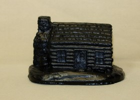 03015 Log Cabin (coal)