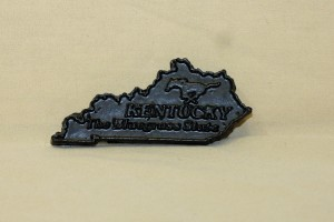 03096 Magnet, State of Kentucky (coal)