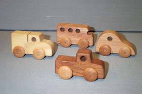 0555PK 2 Mini vehicles