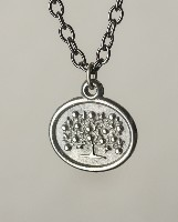 094015 Shaker Tree of Life on chain