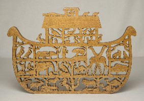 1716 Noah's Ark Plaque