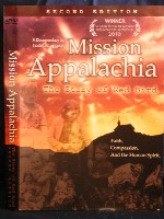 800 DVD - Mission Appalachia: The story of Red Bird
