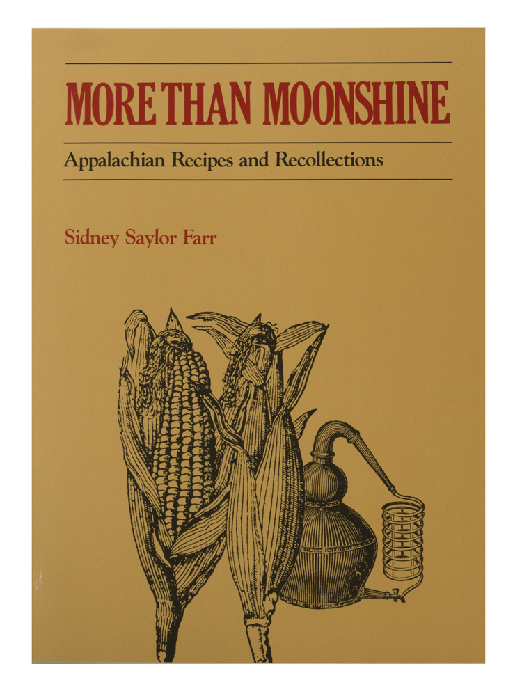 9780822953470 More Than Moonshine Recipes
